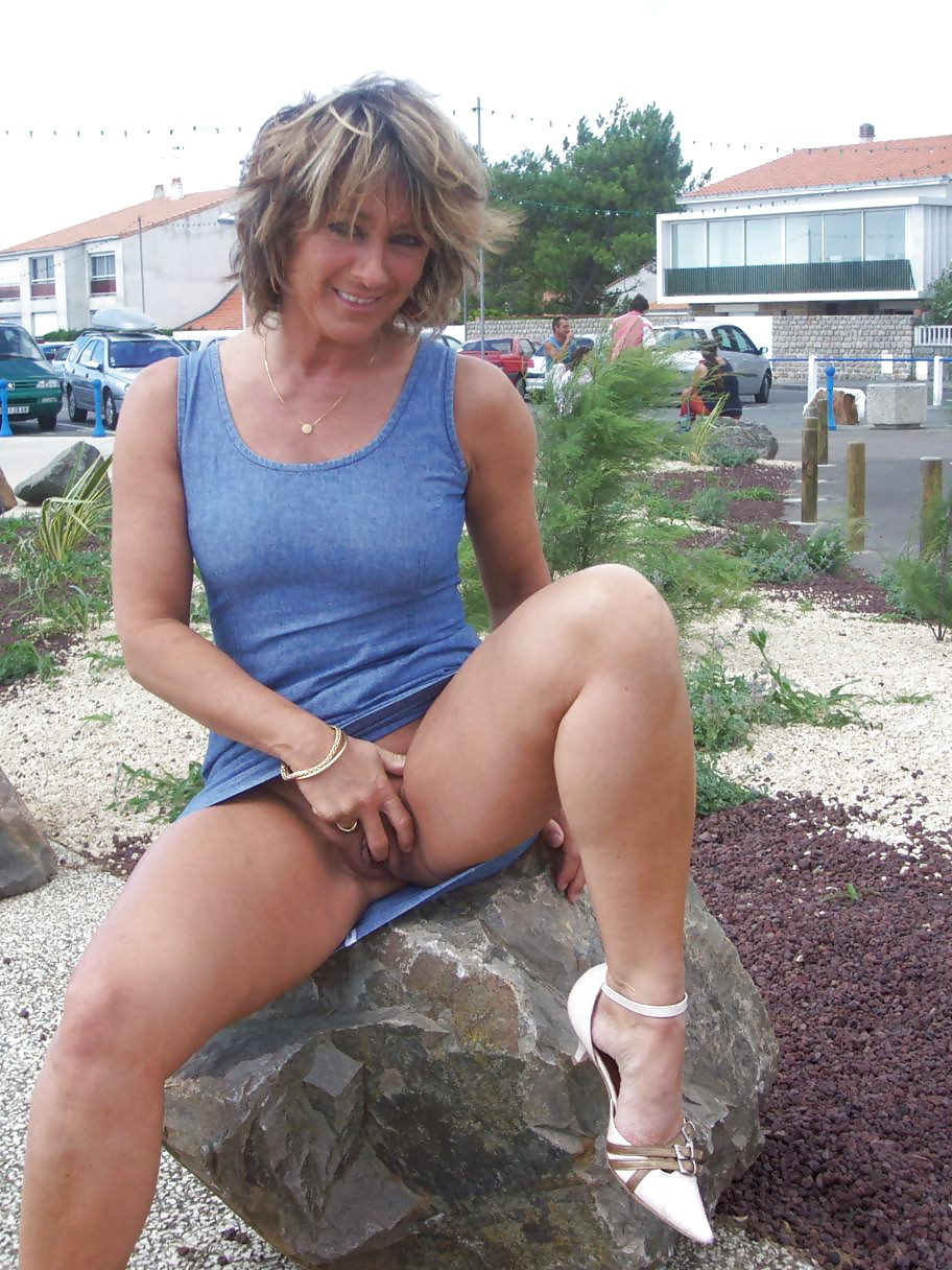from Lawson white trash milf nude