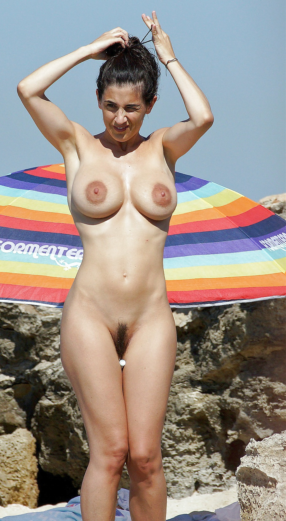 Big Tits Mature Video